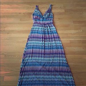 Carlita Knit Maxi Dress